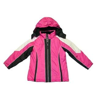 Mint Girls True Pink Snowboard Jacket (Sizes 7-16)