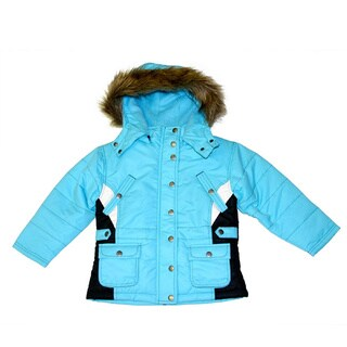 Mint Girl Turquoise Fashion Jacket (Sizes 7-16)
