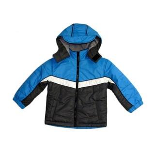 Northpoint Boys Iron Grey Bubble Jacket (Sizes 8-18)