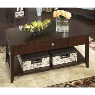 kathy ireland Office by Bush Furniture Grand Expressions Coffee Table