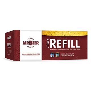 Mr Beer North American Collection (2 Pack Refill)