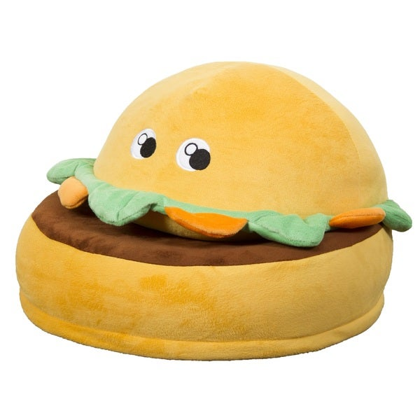 Critter Cushions Burger Children's Chair
