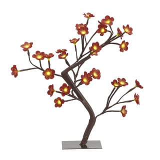 Pfaltzgraff LED 30-Light Flower Tree