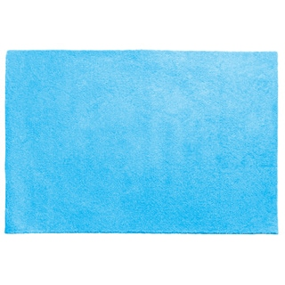 Brights Collection Royal Blue Area Rug (4' x 6')
