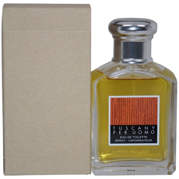 Aramis Tuscany Men's 3.4-ounce Eau de Toilette Spray (Tester)