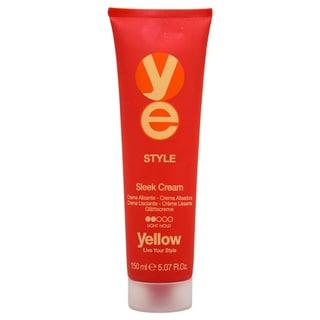 Alfaparf Light Hold 5.07-ounce Yellow Style Sleek Cream