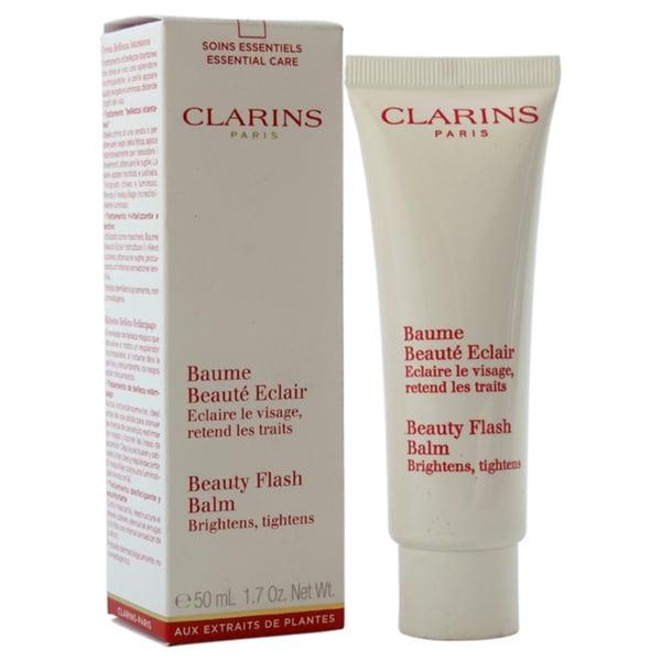 Clarins Beauty Flash 1.7-ounce Face Mask Balm