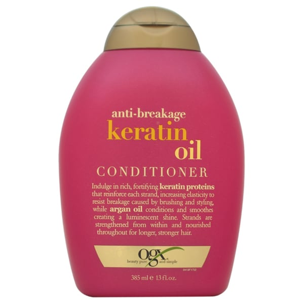 Organix Anti-Breakage Keratin Oil 13-ounce Conditioner