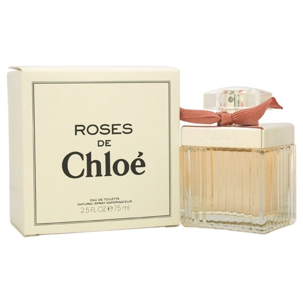 Parfums Chloe Roses de Chloe Women's 2.5-ounce Eau de Toilette Spray (Tester)