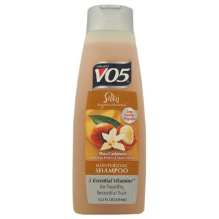 Alberto VO5 Silky Experiences Shea Cashmere 12.5-ounce Moisturizing Shampoo