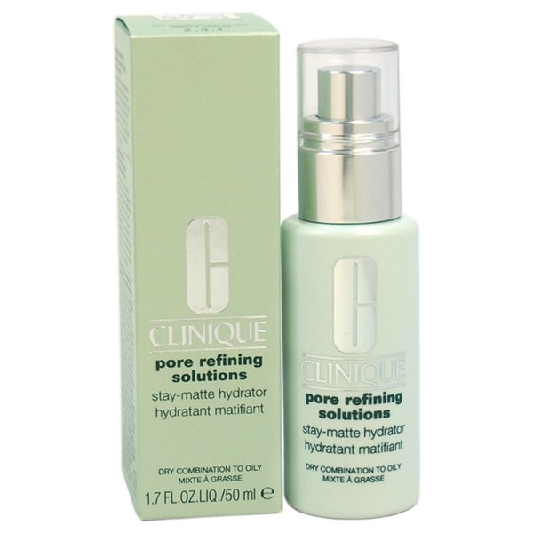 Clinique Pore Refining Solutions Stay-Matte 1.7-ounce Hydrator