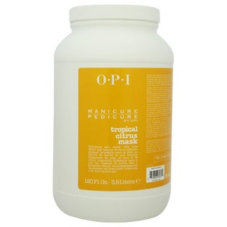 OPI Manicure/ Pedicure Tropical Citrus 120-ounce Mask