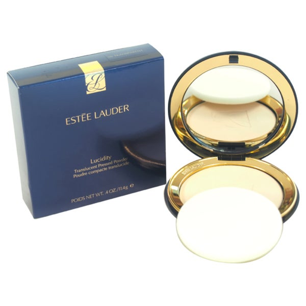 Lucidity Translucent Pressed Powder #06 Transparent - Normal/ Combination And Dry Skin by Estee Laude