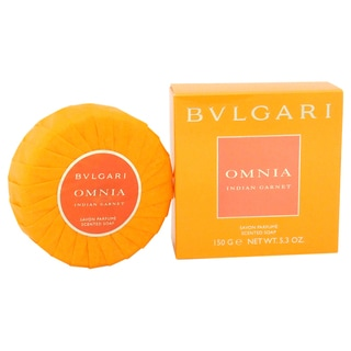 Bvlgari Omnia Indian Garnet by Bvlgari for Women - 5.3-ounce Soap