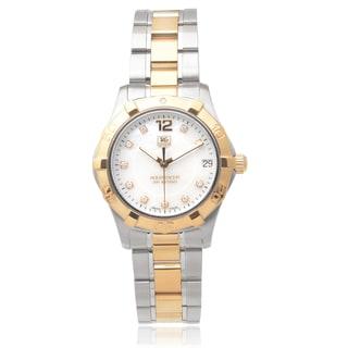 Tag Heuer Women's 'Aquaracer' 1/5 TDW Diamond Link Watch (G-H, I1-I3)
