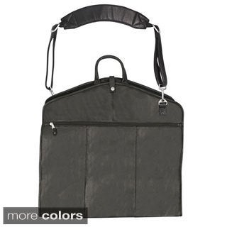 Canyon Outback Suit Perfection 45-inch Leather Garment Sleeve Bag
