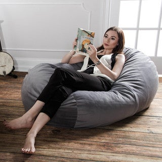 Jaxx 4-foot Bean Bag Lounger