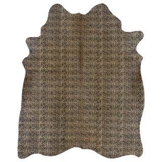 Cowhide Cheetah Print Full Skin Rug (5' x 8')