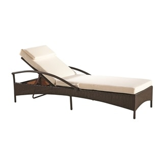 Sun Outdoor Weather Resistant Chaise Lounge