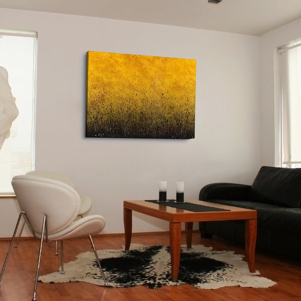 Justin Storm 'Embers' Canvas Art Print