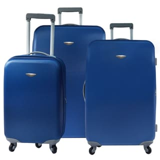Travel Select Dana Point 3-piece Hardside Spinner Luggage Set
