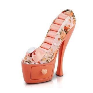 Jacki Design Bella Rosa Shoe Ring Holder