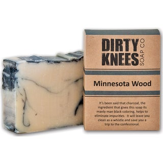Minnesota Wood Bar Soap