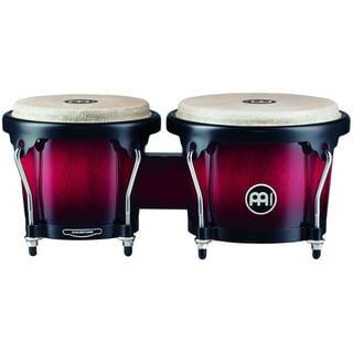 Meinl Percussion Headliner Wine Red Burst Wood Bongos