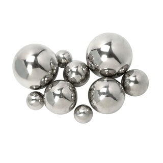 CKI Abbott Steel Decorative Ball (Set of 9)