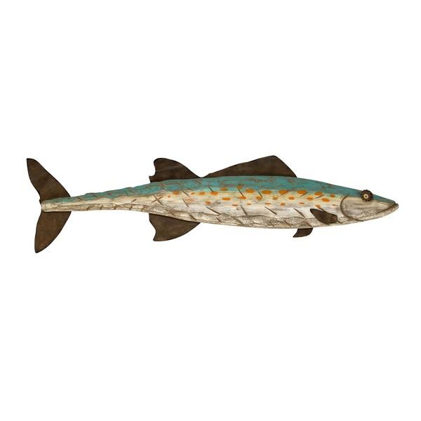 Newton Fish Wall Decor