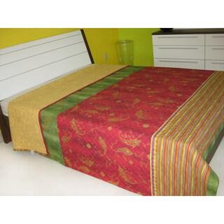 Bassetti Paisley Cotton Bedspread