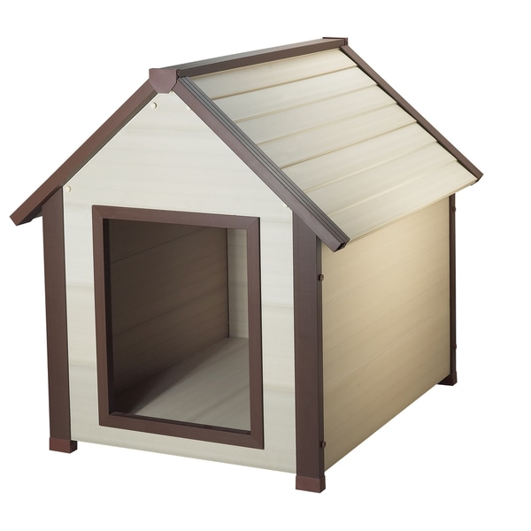 New Age Pet ThermoCore Canine Cottage Insulated Dog House