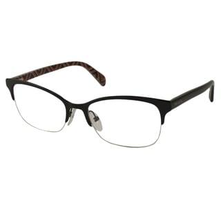 Prada Unisex PR60PV Rectangular Optical Frames