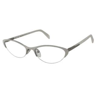 Prada Women's PR54PV Cat-Eye Optical Frames