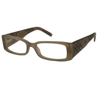 Burberry Women's BE2080 Rectangular Optical Frames