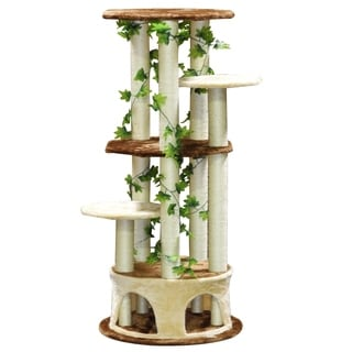 Go Pet Club Brown 61-inch Cat Tree