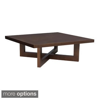 Regency 37-inch Chloe Square Veneer Coffee Table