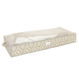 The Macbeth Collection India Faux Jute Under-the-Bed Storage Bag