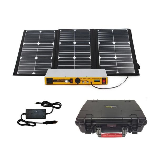 Solar Power Pack Pro 60 Generator Set