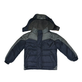 Northpoint Toddler Boys Navy Bubble Jacket