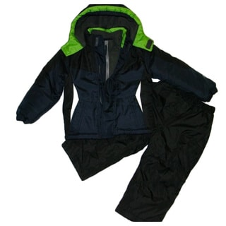 Northpoint Toddler Boys Navy 2-piece Snowsuit