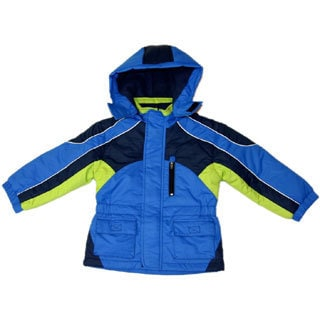 Northpoint Boys Royal Blue Parka (Sizes 8-18)