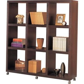 Cuppuccino Wooden Bookshelf