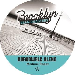 Brooklyn Bean Boardwalk Blend Single Serve Coffee K-cups