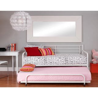 DHP Metal Daybed with Trundle (optional)