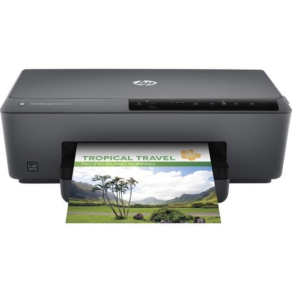 HP Officejet Pro 6230 Inkjet Printer - Color - 600 x 1200 dpi Print -