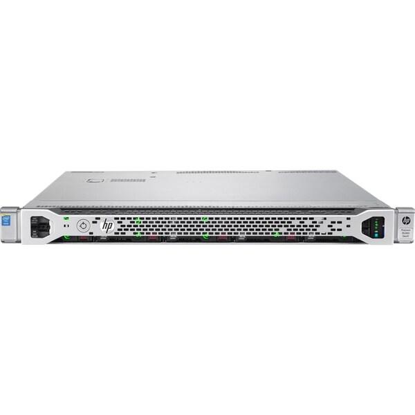 HP ProLiant DL360 G9 1U Rack Server - 2 x Intel Xeon E5-2640 v3 Octa-