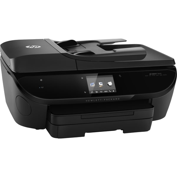 HP Envy 7640 Inkjet Multifunction Printer - Color - Photo Print - Des
