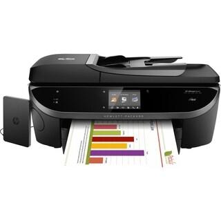 HP Officejet 8040 Inkjet Multifunction Printer - Color - Plain Paper