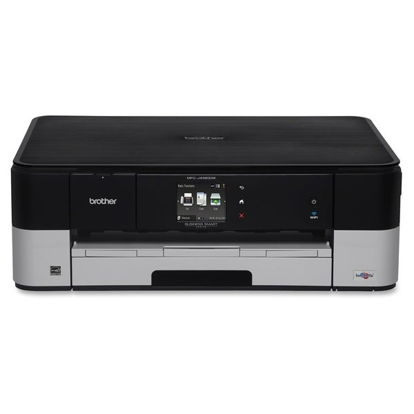 Brother Business Smart MFC-J4320DW Inkjet Multifunction Printer - Col